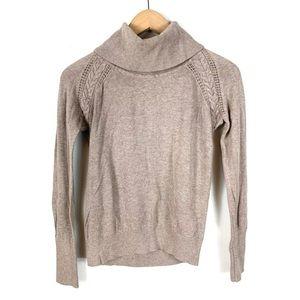 Banana Republic Sweater Pullover Turtleneck XS